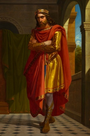 Rey Visigodo Rodrigo